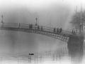 Η γέφυρα Χαπένυ (Ha\'penny) στο Δουβλίνο.